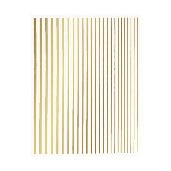 Flexible Stripes Set gold