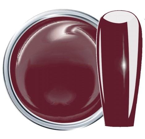 JUSTNAILS Farbgel Vin Rouge