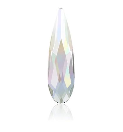 Swarovski® Raindrop Crystal AB klein
