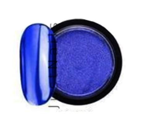 JUSTNAILS Mirror-Glow Nagel Pigment - Deep Night