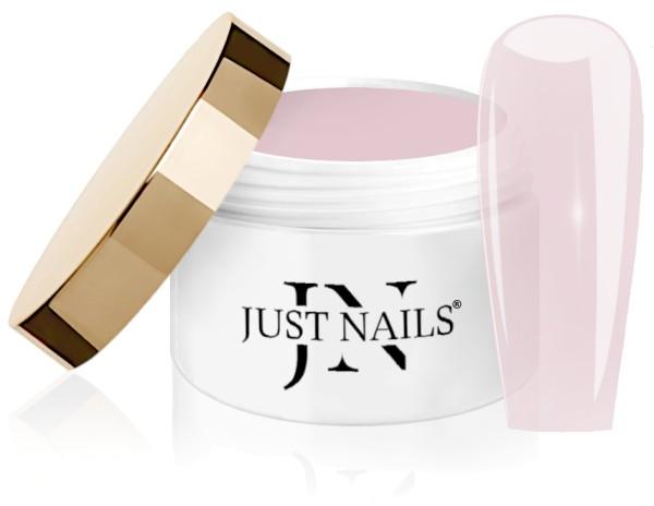 JUSTNAILS Cover Fibre Glace - GLAM Milky Rosé