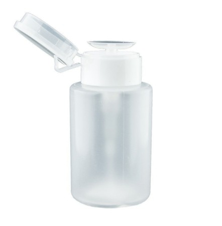 JUSTNAILS Pumpspender Dispenser clear 170ml