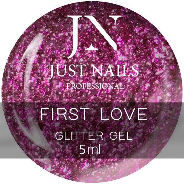 First Love - Chrome Effect Gel