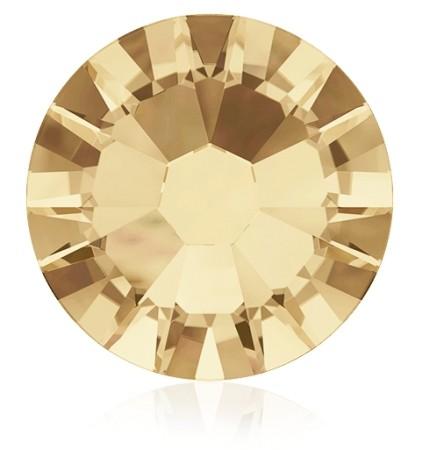 Swarovski® Golden Shadow 50 Stück
