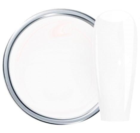JUSTNAILS Farbgel Premium 3D Plastilin - white