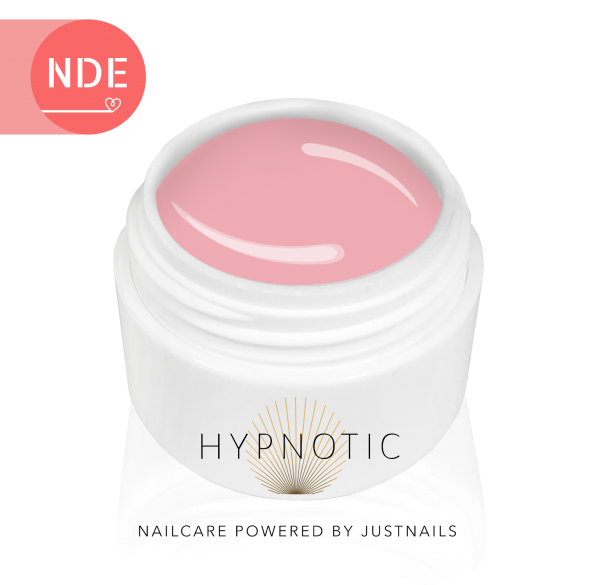 NDE Builder pink clear - thick viscosity Hypnotic - Hailey