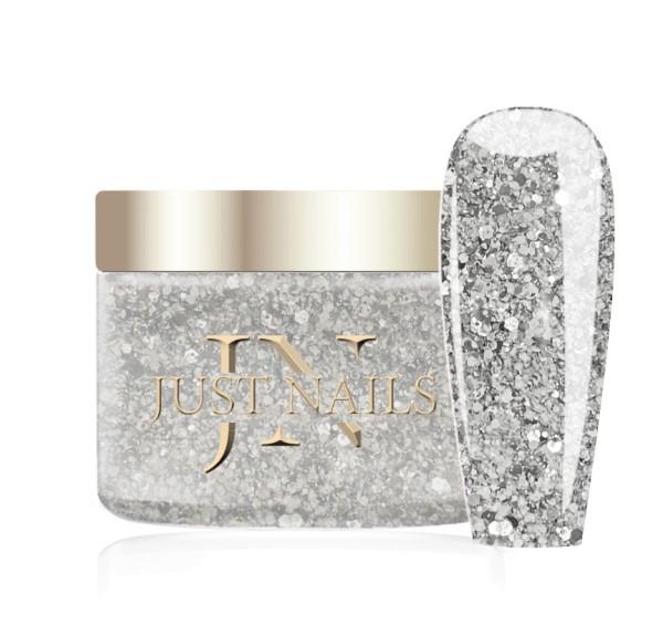 JUSTNAILS Premium Acryl Pulver - ICY QUEEN 12g